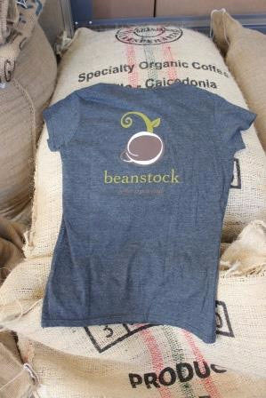 "Beanstock ""cape roasted"" Women's Gildan Soft Style T-Shirt"