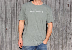 "Beanstock ""Cape Roasted"" Men's Gildan Soft Style T-Shirt"