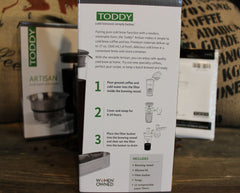Toddy Artisan Cold Brewer