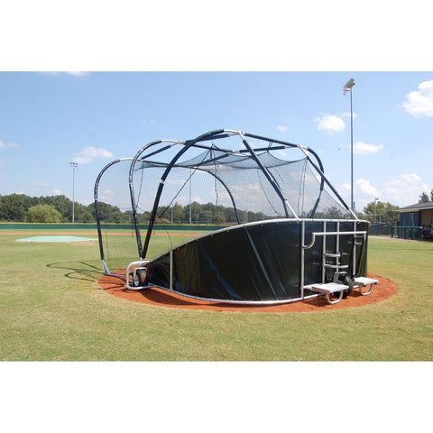 Replacement Net For Professional Portable Batting Cage