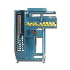 Image of Iron Baseball Pitching Machine