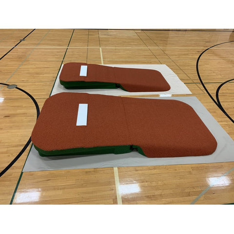 Indoor/Outdoor Portable Baseball Practice Pitching Mound