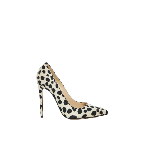 Bionda Castana Animal Print Pump 37.5