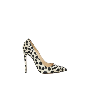 Load image into Gallery viewer, Bionda Castana Animal Print Pump 37.5