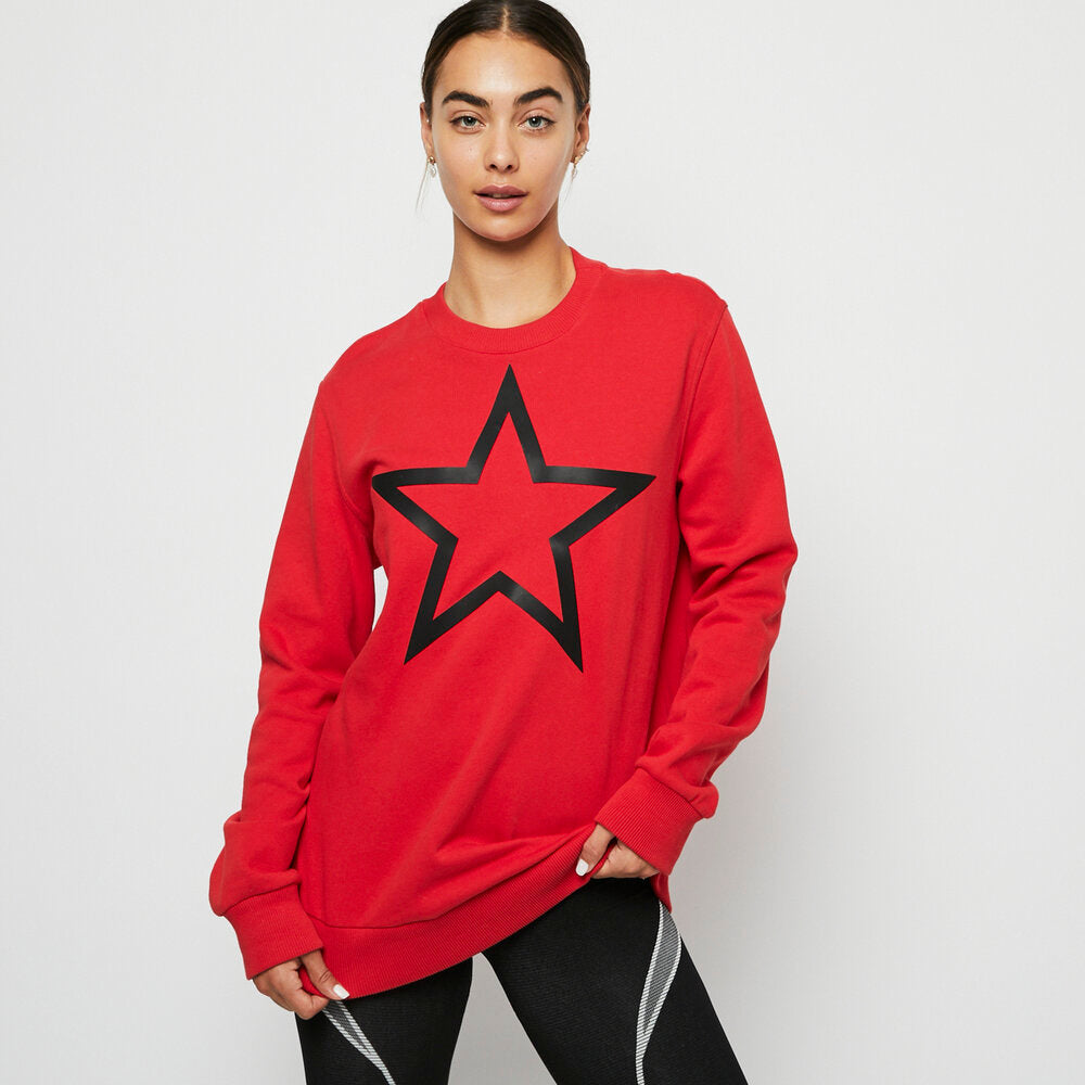 GIVENCHY Star Red Jumper XS