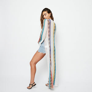 MISSONI Mare Long Cover Up Sz 40