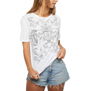 Load image into Gallery viewer, ALEXANDER MCQUEEN T-Shirt sz 38