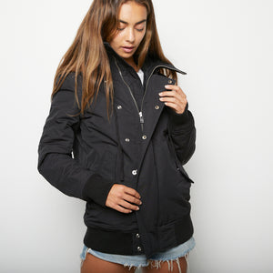 Load image into Gallery viewer, IRO puffer jacket sz XS