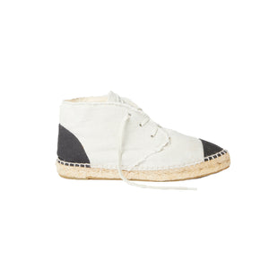 CHANEL CC Espadrille High tops 41