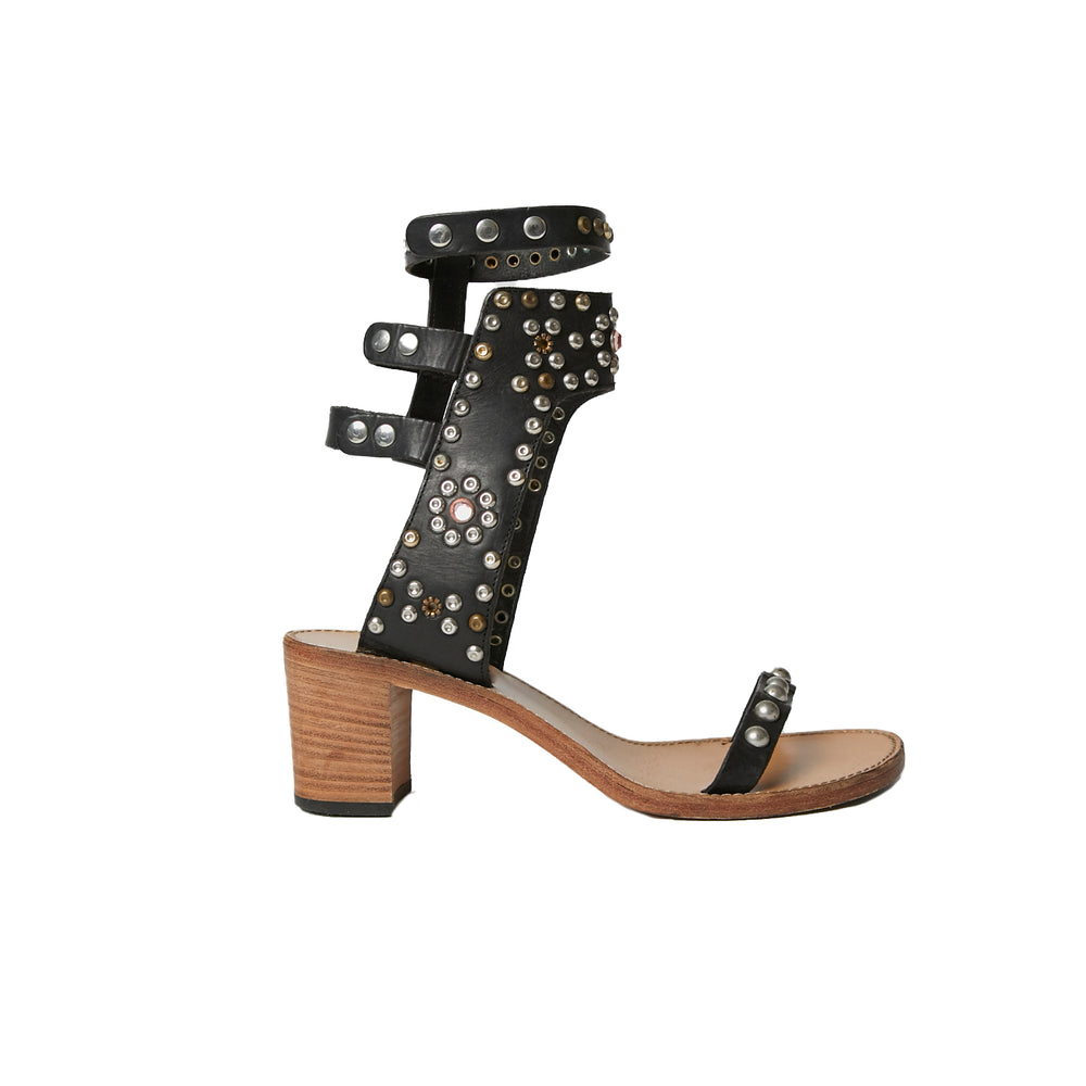 Load image into Gallery viewer, ISABEL MARANT Elvis Sandals SZ 40