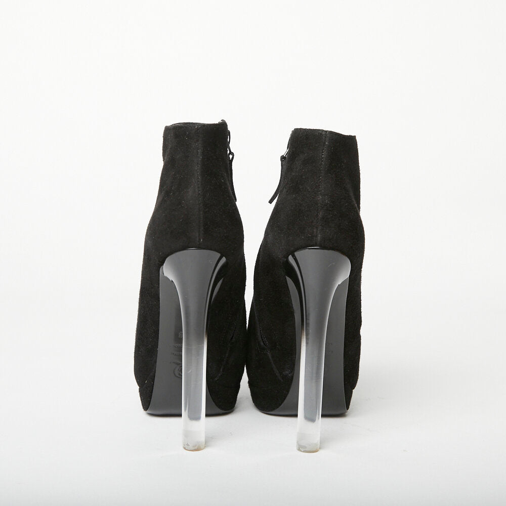 Load image into Gallery viewer, ALEXANDER MCQUEEN ACRYLIC HEEL 38