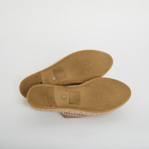 Load image into Gallery viewer, GUCCI Espadrille Slide 37
