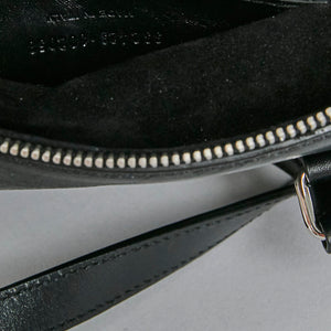 Load image into Gallery viewer, SAINT LAURENT Small Black Duffle Studded Bag