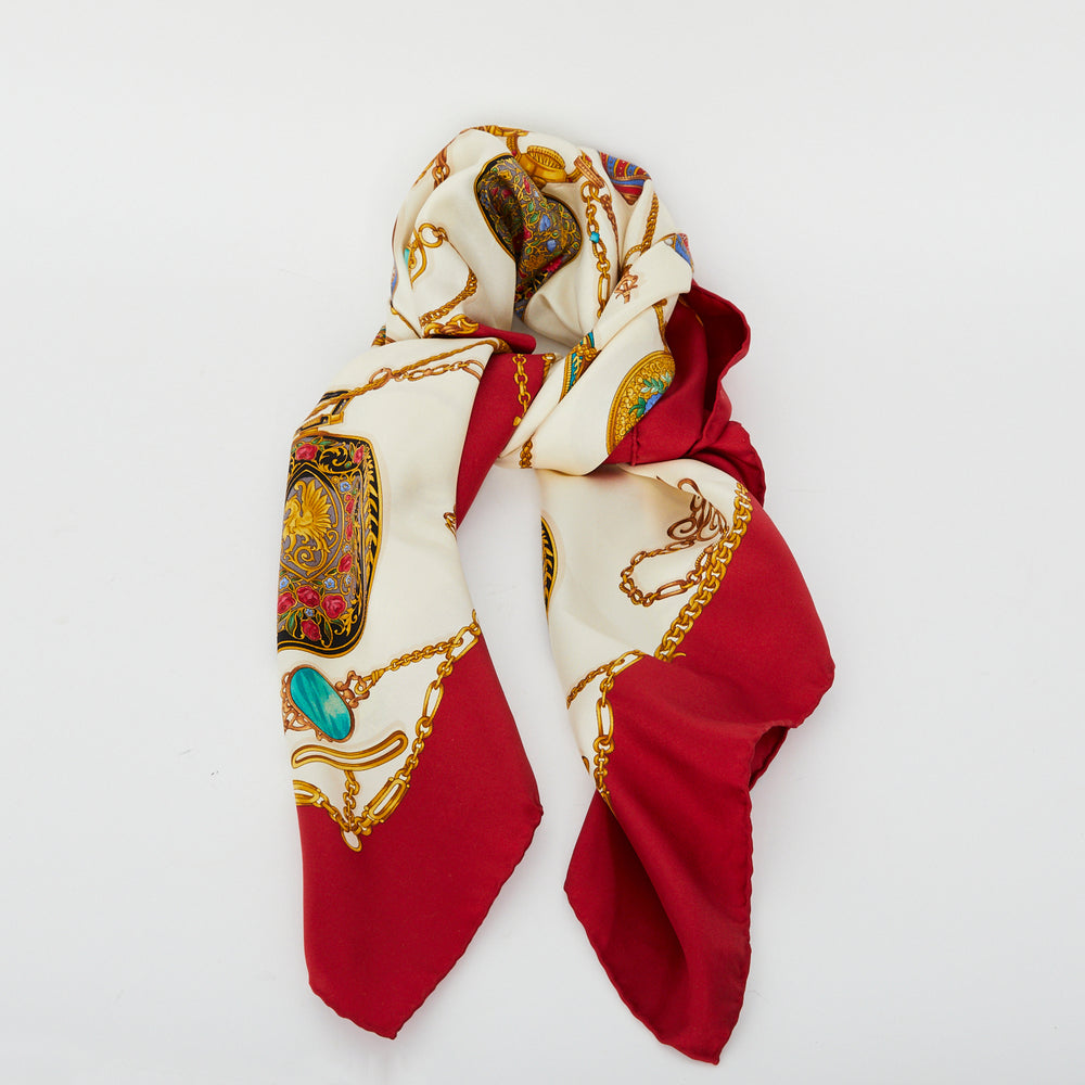 Load image into Gallery viewer, GUCCI Silk Scarf