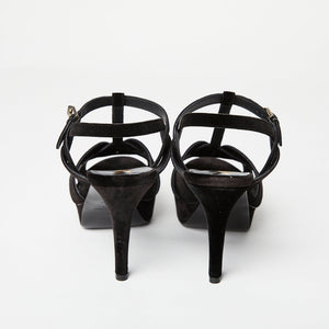 Load image into Gallery viewer, SAINT LAURENT tribute heel SZ 39
