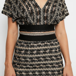 MISSONI Dress Sz 38