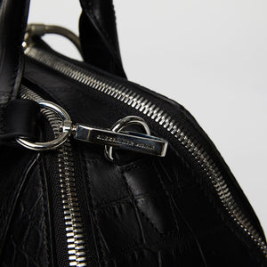 ALEXANDER WANG double zip around leather bag