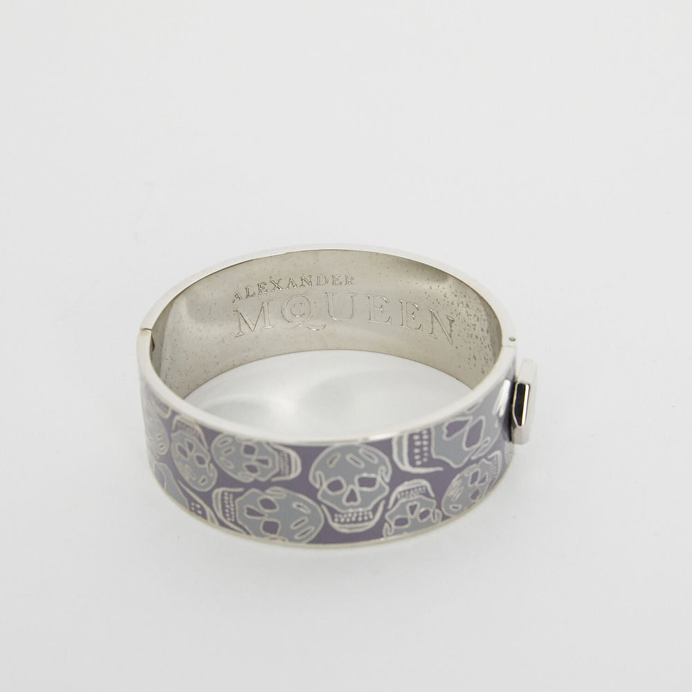 Load image into Gallery viewer, ALEXANDER MCQUEEN Purple Cuff