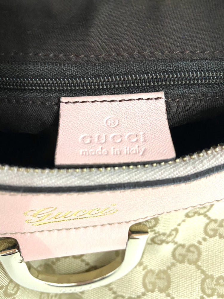 GUCCI Abbey D Ring Bag