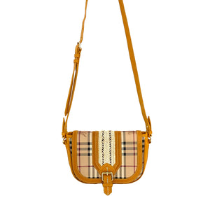 BURBERRY Saddle Bag