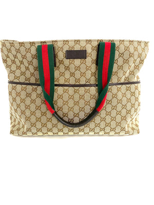 Load image into Gallery viewer, GUCCI Shopper Tote