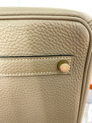 Load image into Gallery viewer, Hermes Sac Birkin 35 Beige