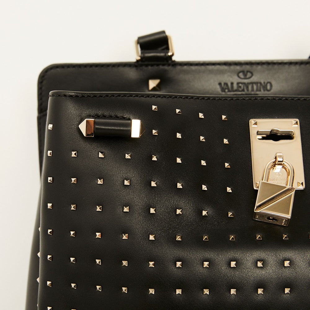 VALENTINO Studded Leather Bag