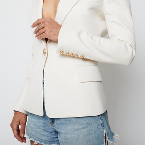 BALMAIN Single Breasted Blazer Sz 36