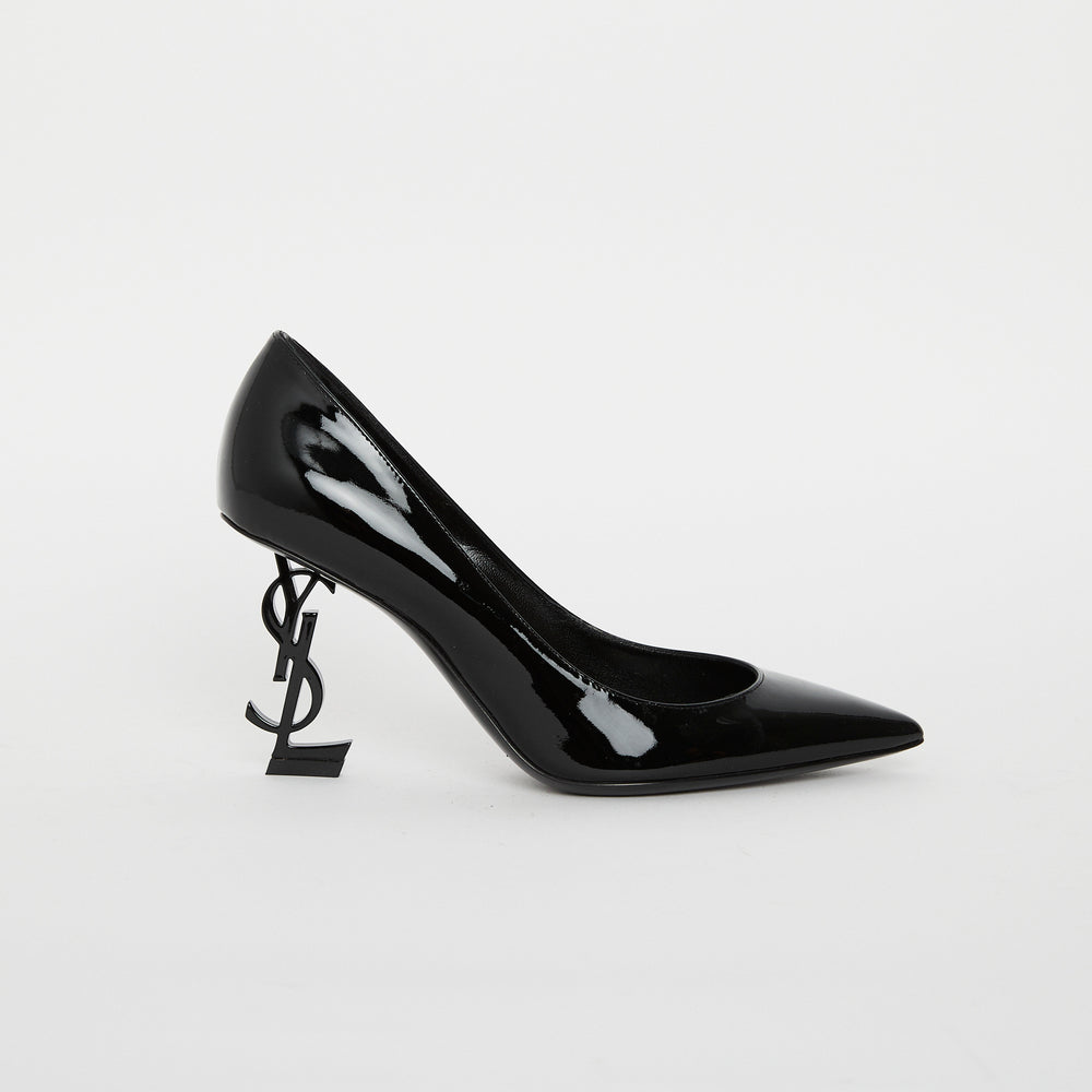 Saint Laurent Opyum Pumps Sz 35.5