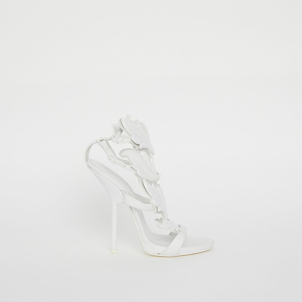 GIUSEPPE ZANOTTI Winged Kanye West Sandals sz 38