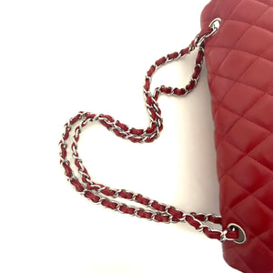 CHANEL Quilted Maxi Flap Bag