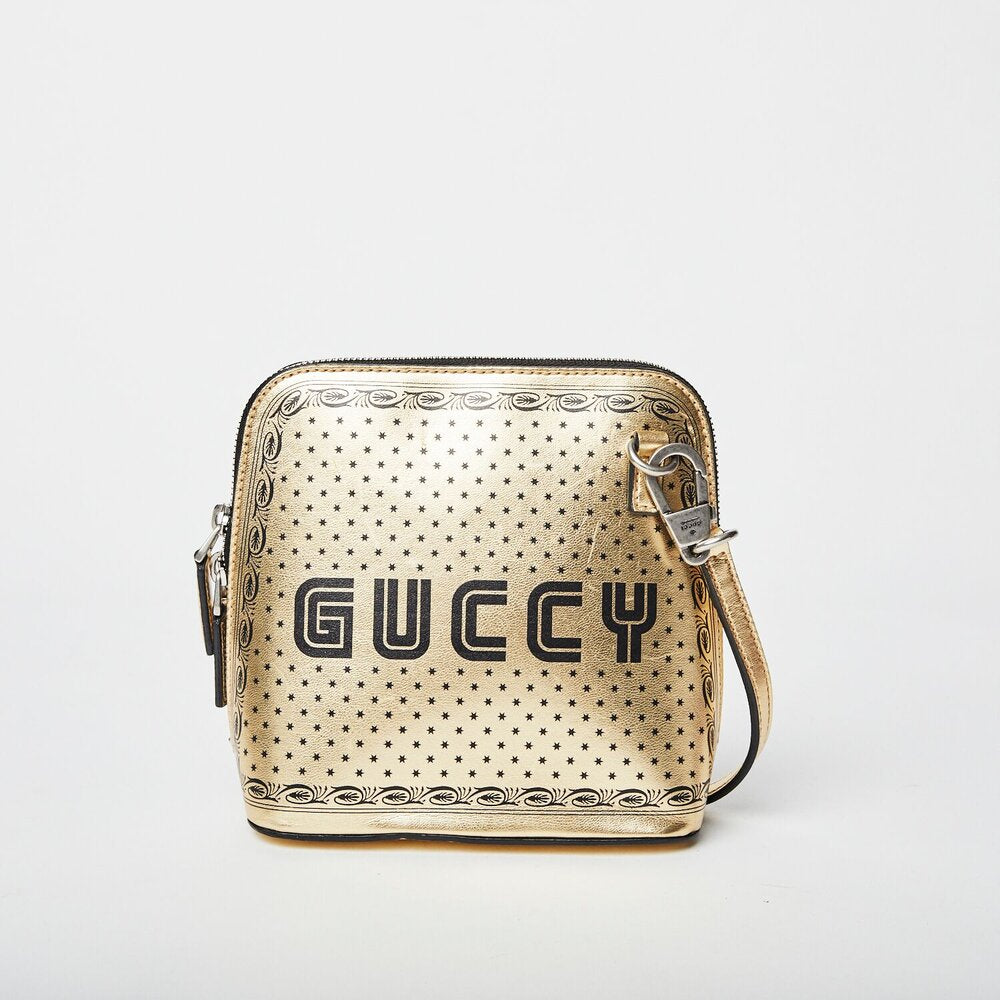 Load image into Gallery viewer, GUCCI Stars Cross Body Bag