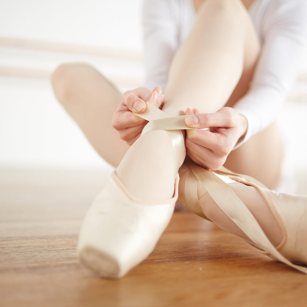 5 Useful Tips for Getting Your First Pair of Pointe Shoes