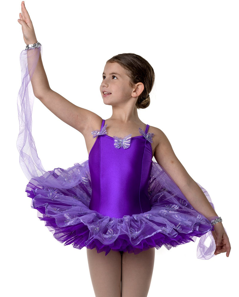 Load image into Gallery viewer, Studio 7 Dancewear Butterfly Magic Tutu Child