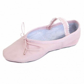 Load image into Gallery viewer, Capezio Future Star Leather Ballet Shoe Toddler