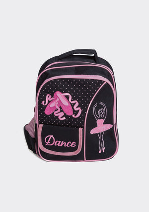 Studio 7 Dancewear Dance Steps Backpack