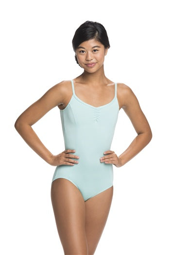 Load image into Gallery viewer, AinslieWear Princess Strap Pinch Front Leotard Child