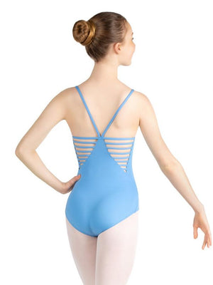Capezio Multi Strap Camisole leotard Child