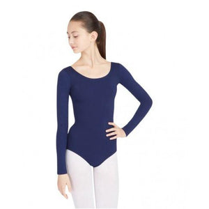 Load image into Gallery viewer, Capezio Long Sleeve Leotard Adult
