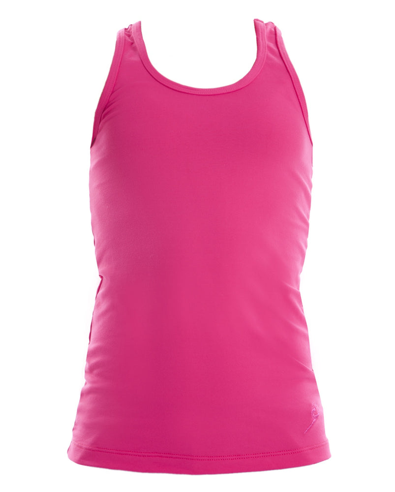 Load image into Gallery viewer, Energetiks Addison T-Back Singlet Child