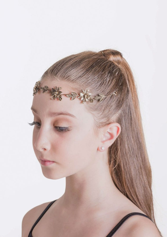 Load image into Gallery viewer, Studio 7 Dancewear Autumn Hairpiece
