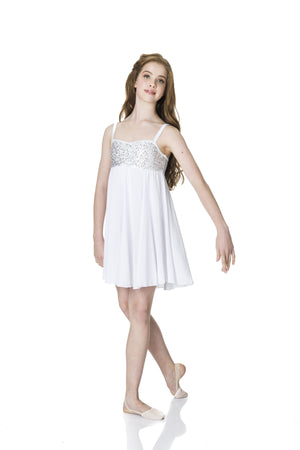 Load image into Gallery viewer, Studio 7 Dancewear Sequin Lyrical Dress Adult