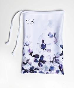 Load image into Gallery viewer, Ainsliewear Frosted Petal Shoe Bag