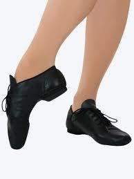 Load image into Gallery viewer, Sale Capezio E Series Jazz Oxford Lace Up Child