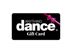 Anything Dance Gift Card