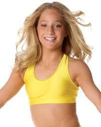 Studio 7 Dancewear T-Back Crop Top Child