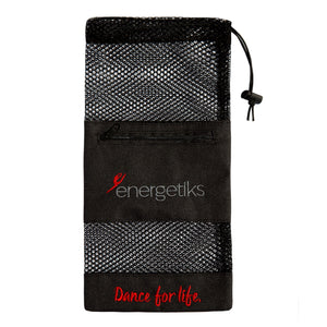 "Energetiks ""Dance For Life"" Pointe Shoe Bag"