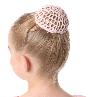Studio 7 Dancewear Crochet Bun Net