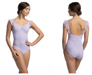 AinslieWear Pippa with Mesh Leotard Child
