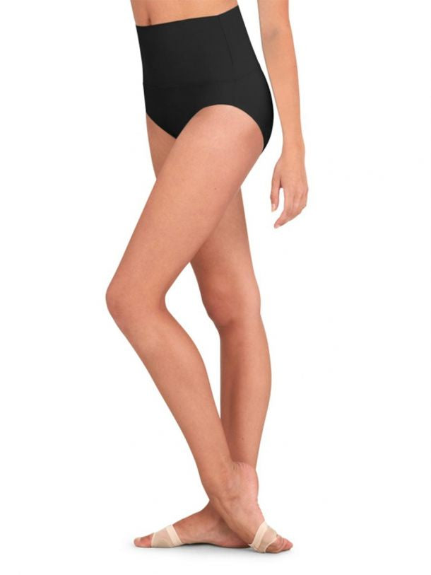 Load image into Gallery viewer, Capezio High Waisted Brief Child